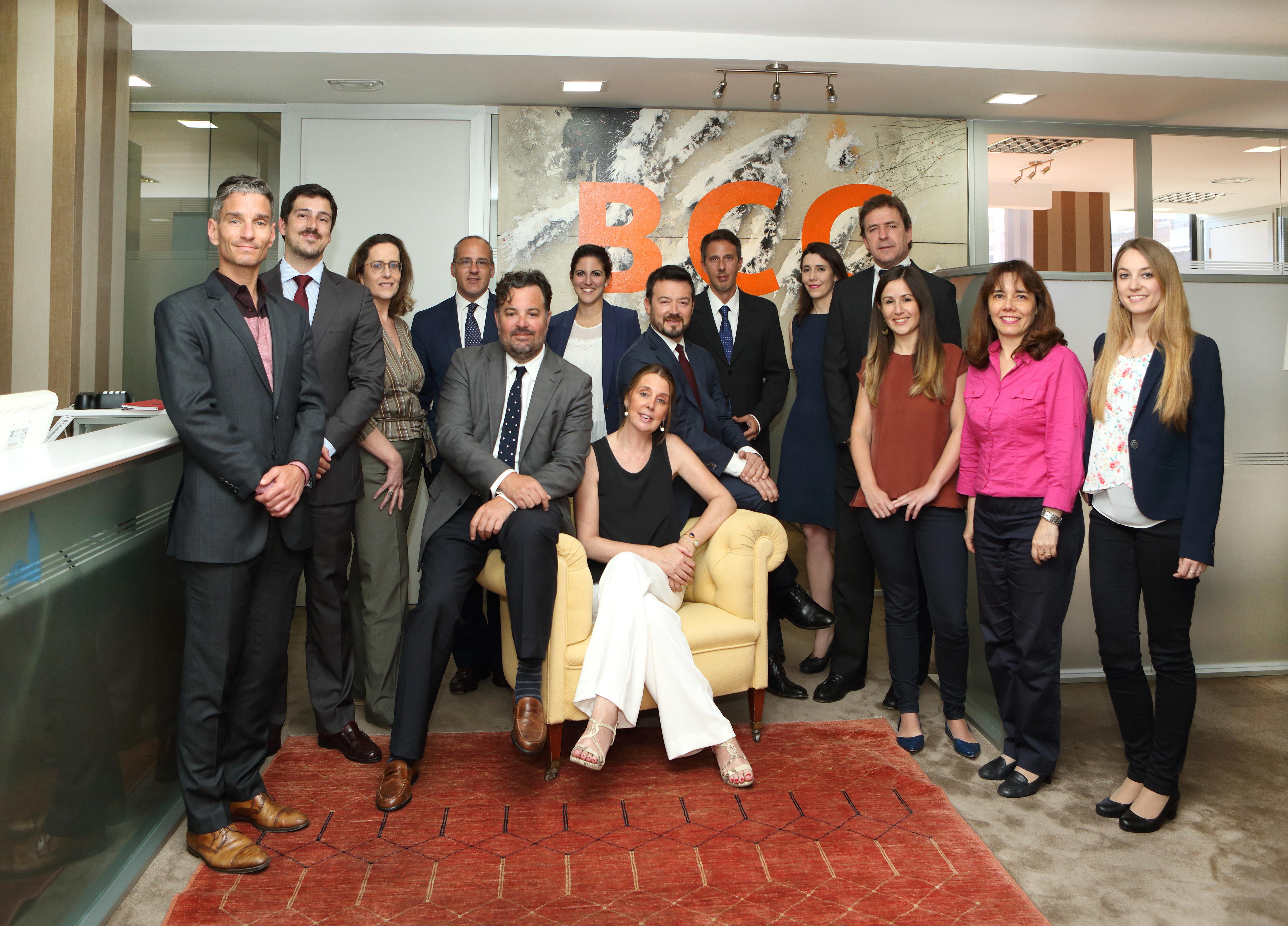 BCC Conferenciantes Team