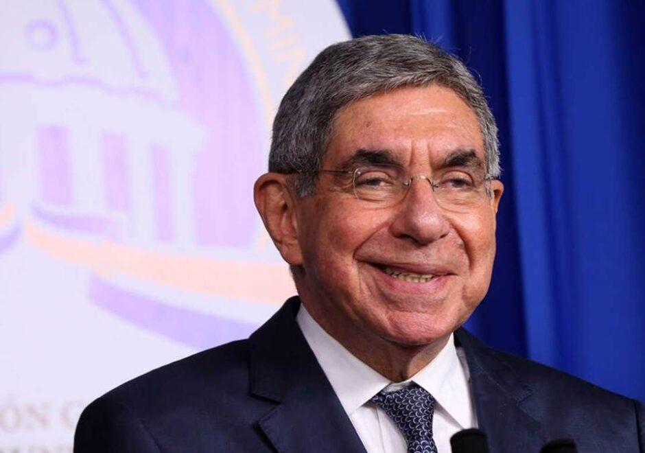 Óscar Arias speaker, conferencias, premio nobel