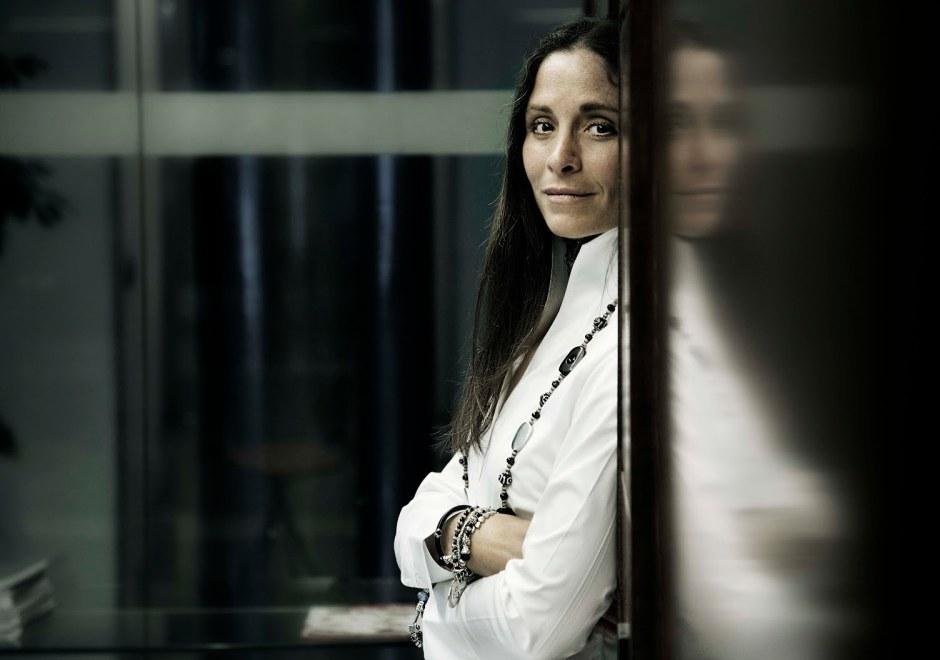 Alexandra Panayotou Conferenciante motivacional y coach ejecutiva