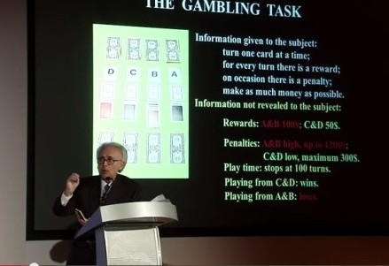 Antonio damasio gambling task pokemon gold slot machines cheat
