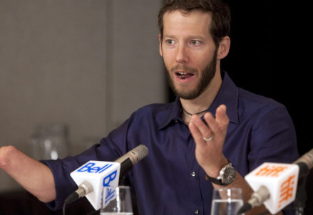 Aron ralston motivational speaker