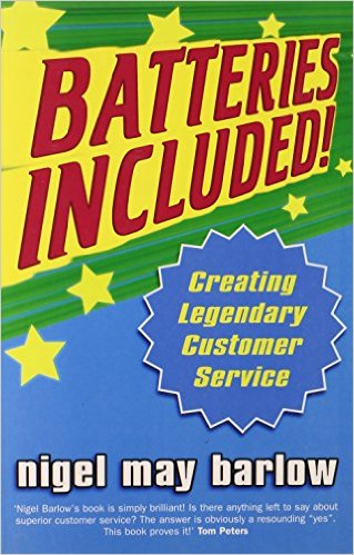 Batteries Included!: Creating Legendary Service- 2001