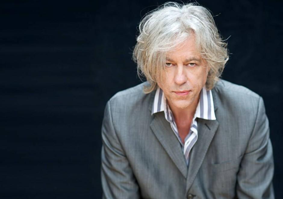 Bob Geldof speaker