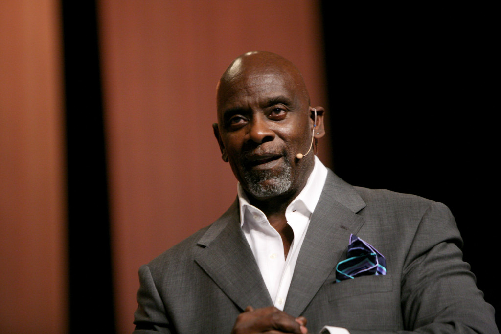 Chris Gardner conferencia