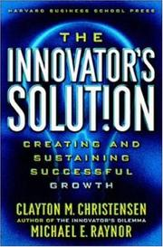 THE INNOVATOR´S SOLUTION