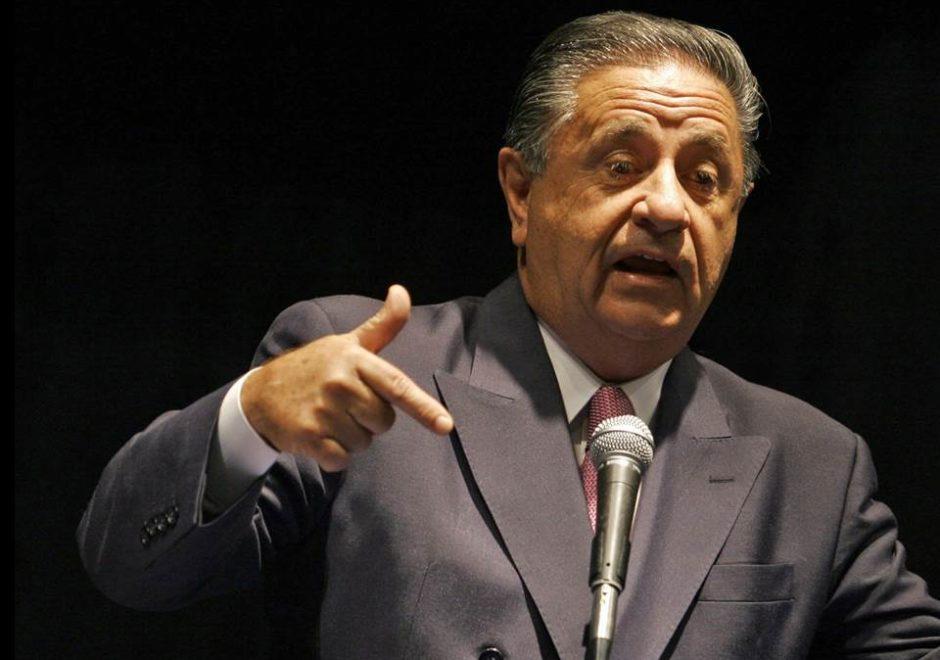 Eduardo Duhalde presidente conferencias conferencista
