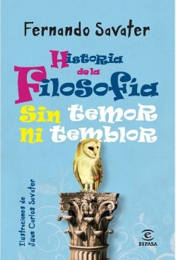 LA HISTORIA DE LA FILOSOFÍA SIN TEMOR NI TEMBLOR