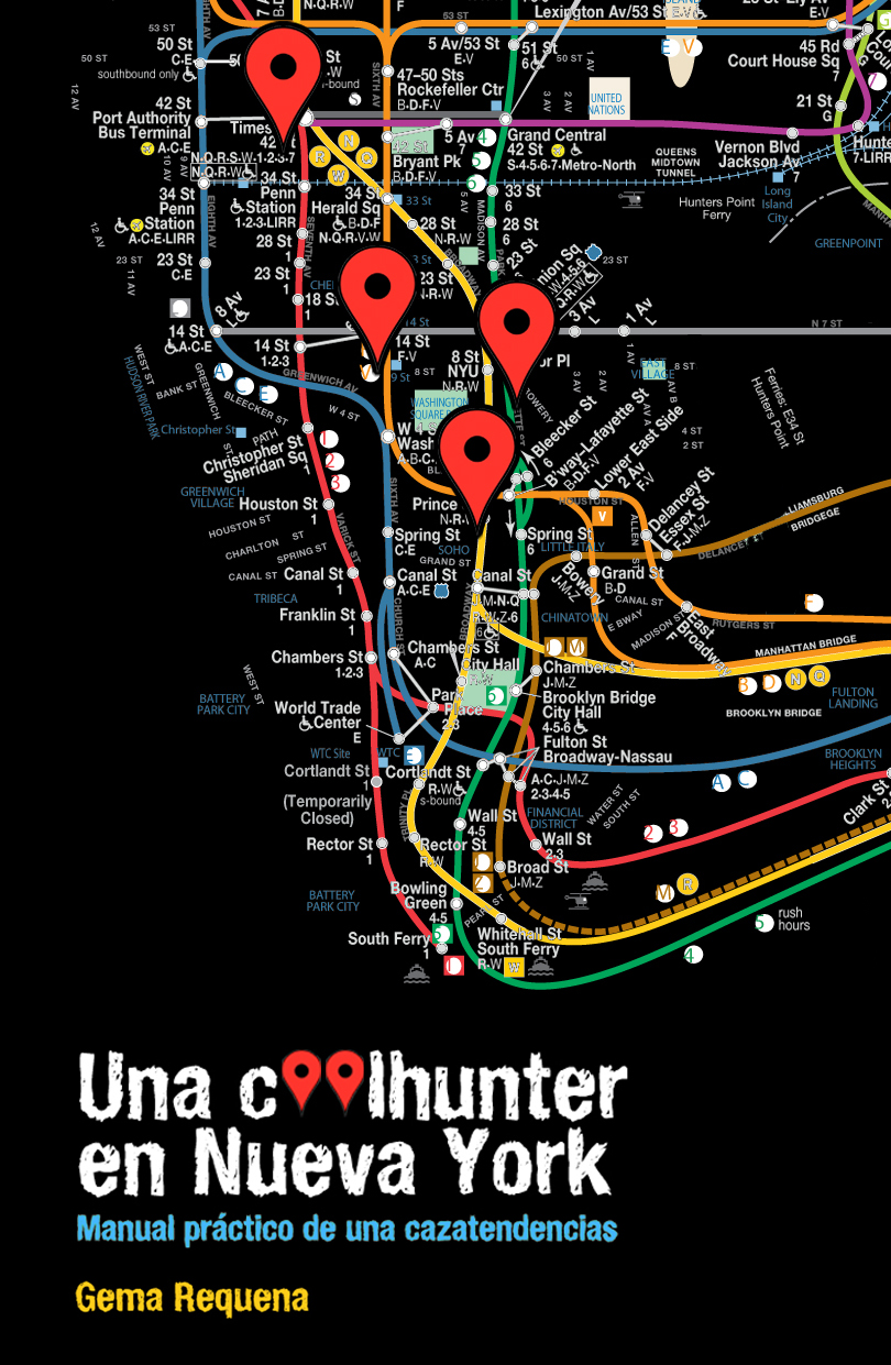 Una coolhunter en Nueva York