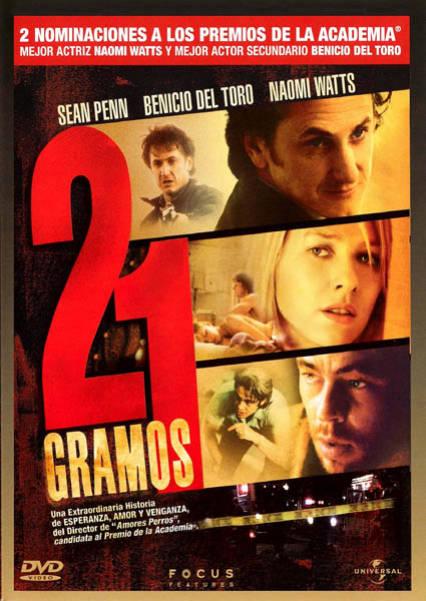 21 GRAMOS