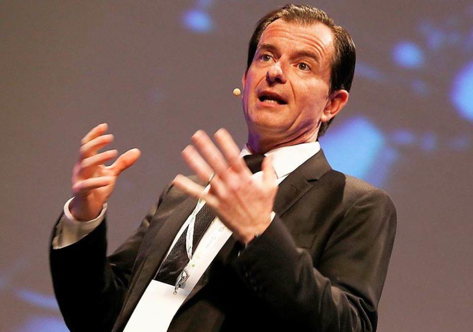 Ignacio Bernabé conferencias, speaker