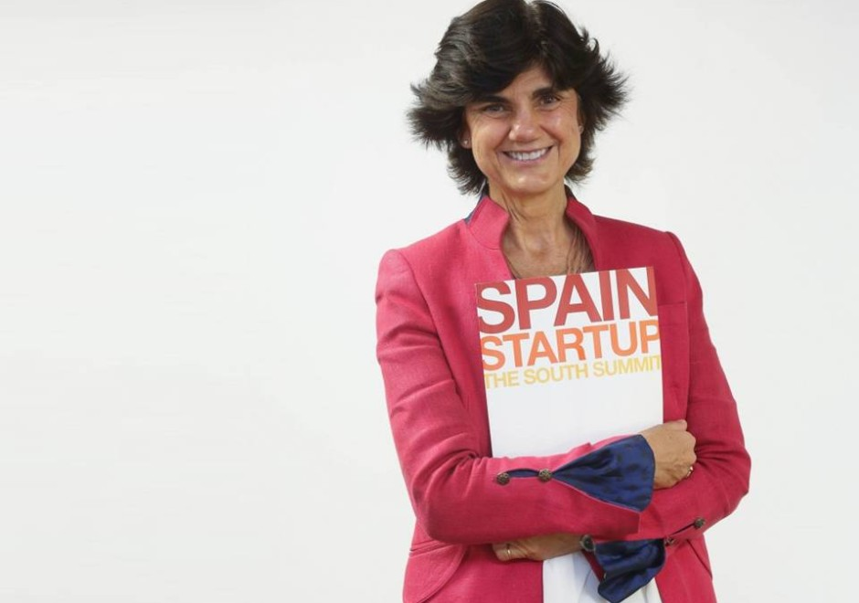 María Benjumea conferenciante