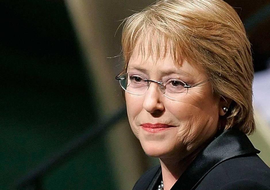 MICHELLE BACHELET, conferenciante, política, latinoamérica, derechos de la mujer