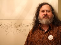 RICHARD STALLMAN, keynote speaker