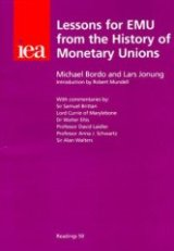 LESSONS FOR EMU FROM THE HISTORY OF MONETARY UNIONS