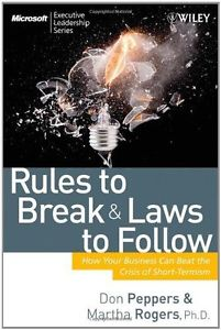Rules to Break & Laws to Follow- 2008