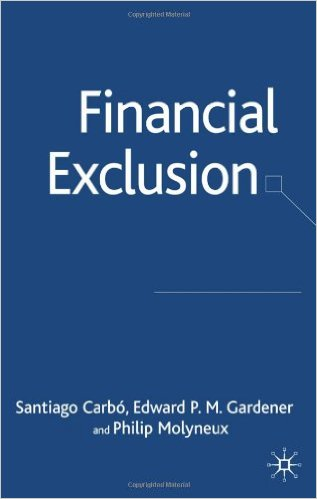 FINANCIAL EXCLUSION - COAUTOR