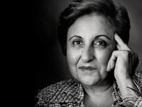 Shirin Ebadi conferencias, premio nobel, derechos humanos, Irán