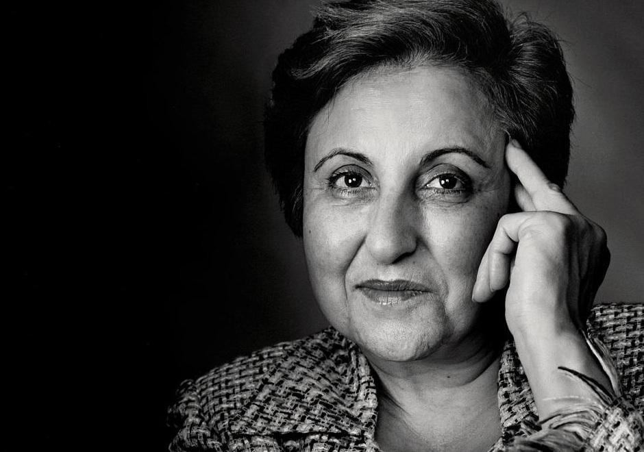 Shirin Ebadi- Nobel Peace Prize 2003 -BCC Speakers