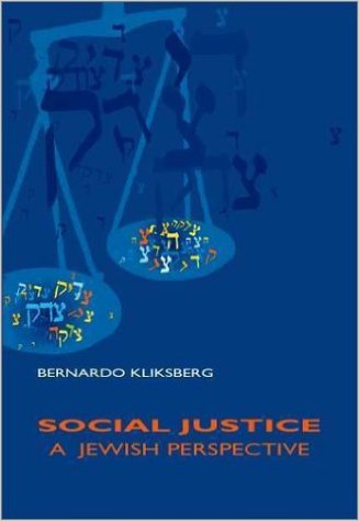 Social Justice: A Jewish Perspective