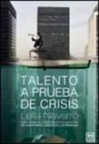 TALENTO A PRUEBA DE CRISIS