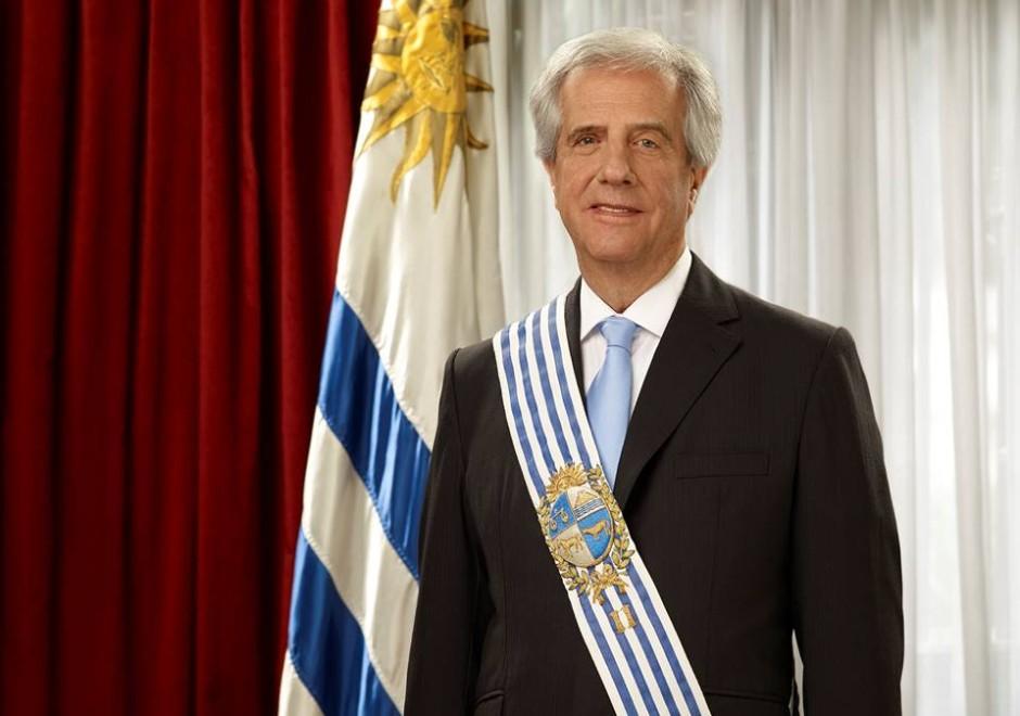 Tabaré Vázquez BCC speaker