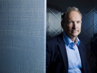 TIM BERNERS-LEE KEYNOTE SPEAKER.