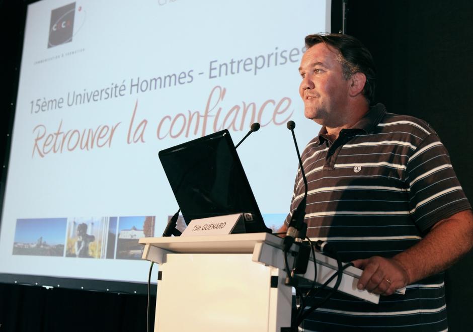 Tim Guenard, Superación personal, BCC Conferenciantes