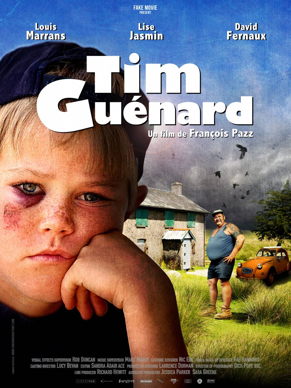 TIM GUENARD - THE FILM