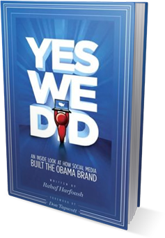 Yes we did: An inside look at how social media built the Obama brand-2010