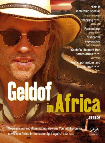 Bob Geldof in Africa