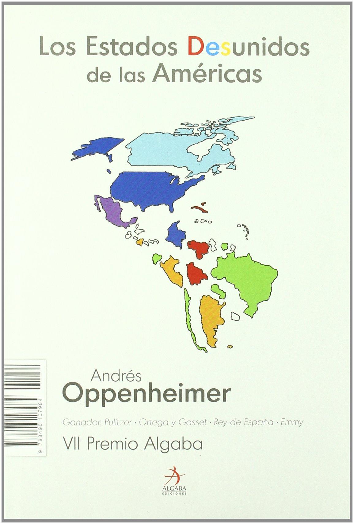 Los Estados Desunidos de las Americas