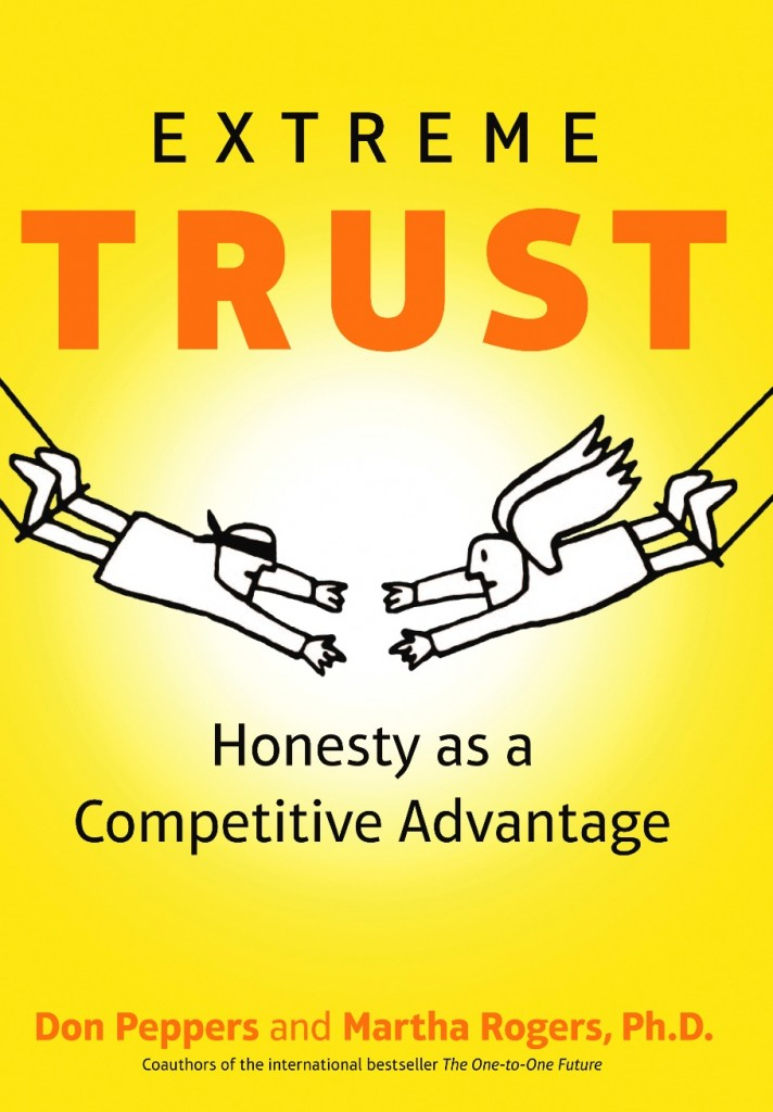 Extreme Trust, Honesty as a Competitive Advantage- 2012