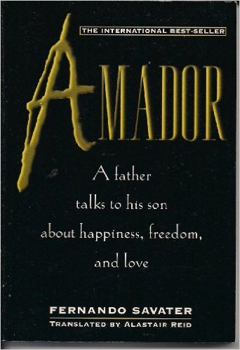 the art of ethics in ethics for amador by fernando savater Three, five, and seven 3 5 7  amador, by fernando savater(1)  knowing-how-to-live is the art of living which we call ethics since there are opposing points of.
