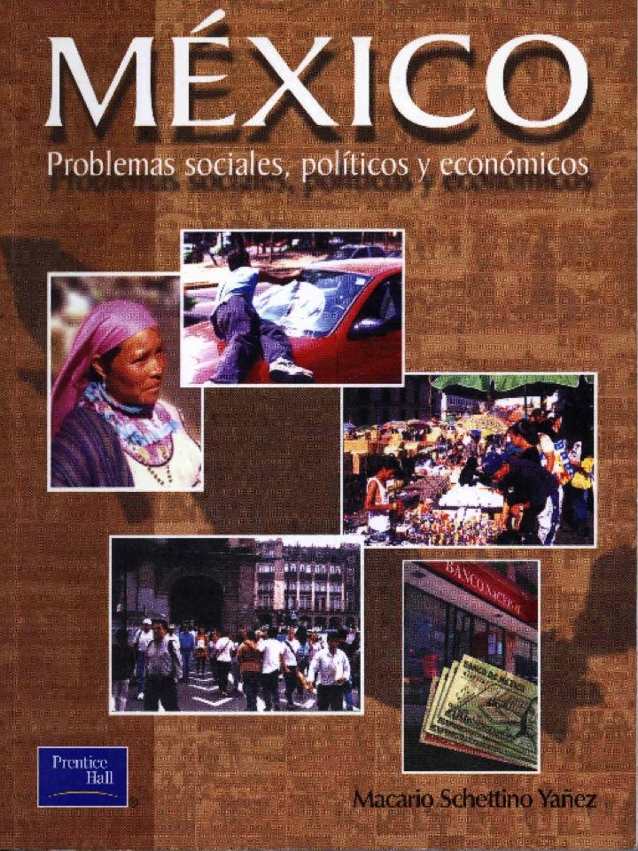 México. Problemas sociales, económicos y políticos,