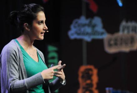 Rahaf Harfoush.BCC Conferenciante