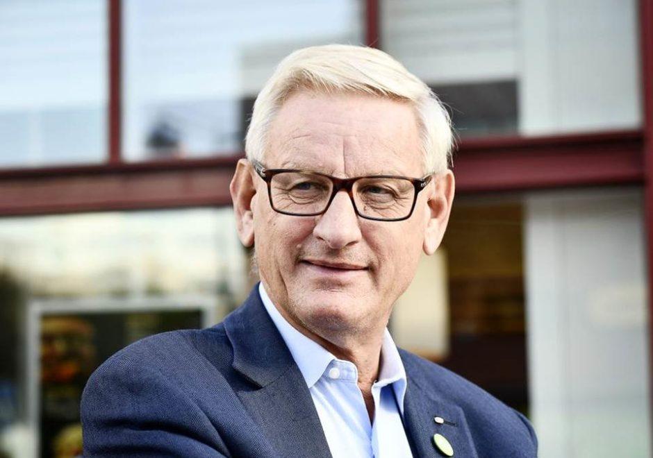 Carl Bildt speaker, keynote, sweden, politics