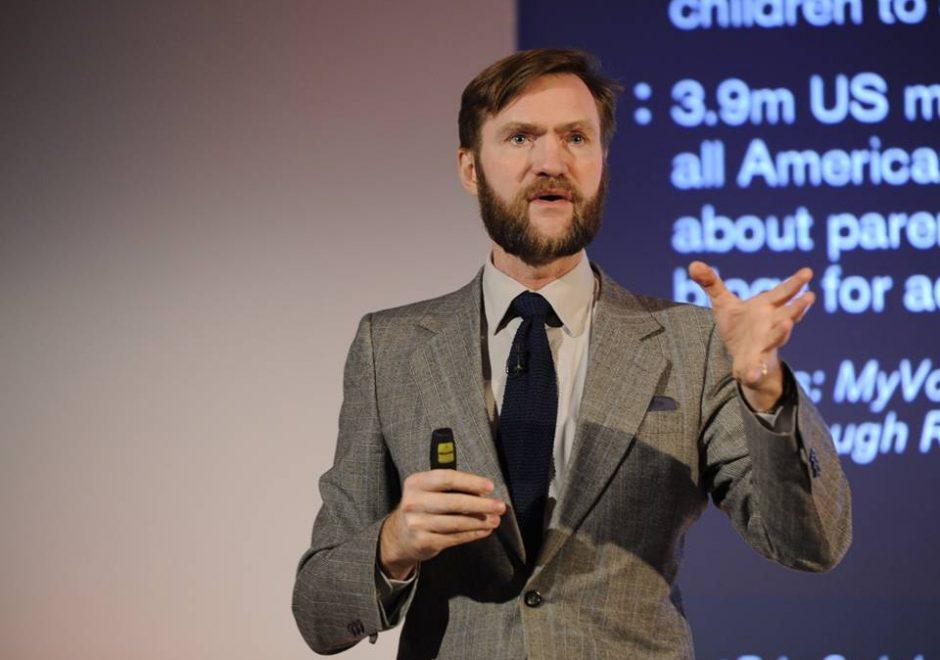 Christopher Sanderson speaker, keynote speech, lab