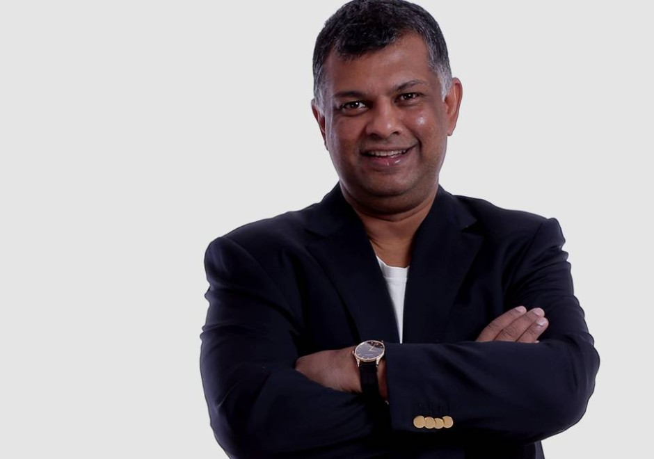 Tony Fernandes speaker, keynote speech