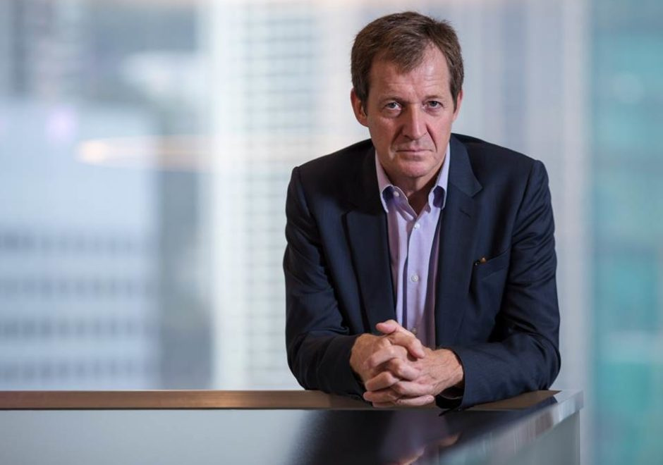 Alastair Campbell speaker, keynote, tony blair