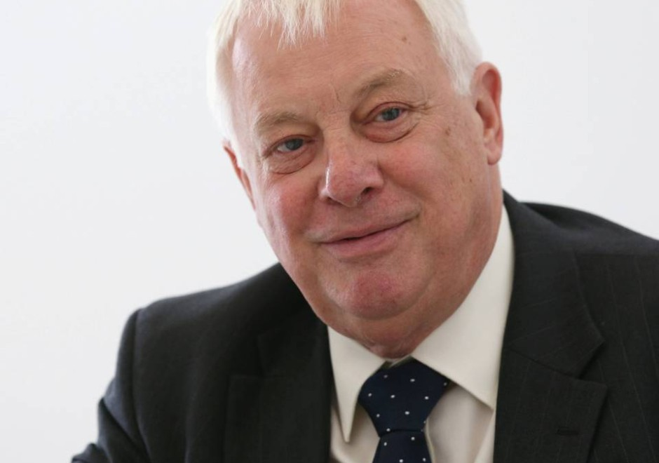 Chris Patten speaker, keynote speech