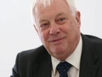Chris Patten speaker, keynote speech