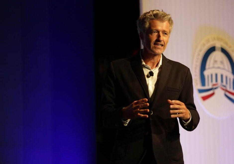 Gabor Burt speaker, conferencias, blue ocean