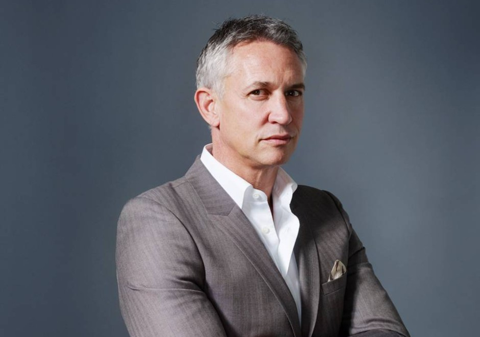 Gary Lineker speaker, conferences, presenter, bbc