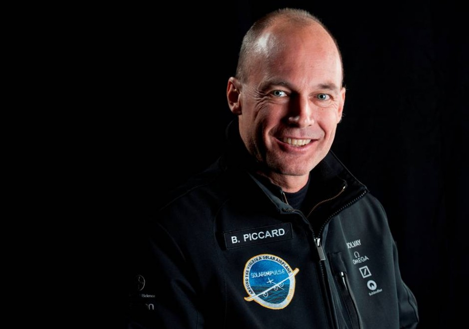 Bertrand Piccard speaker, keynote speech, conference