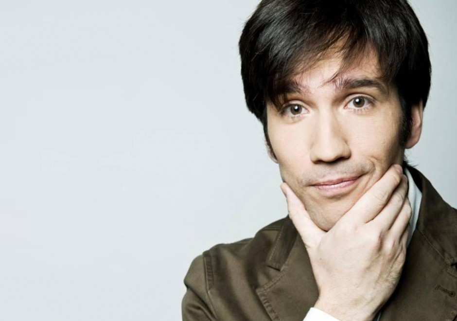 Manuel Feijóo presentador , conferencias, ilusiones renovadas, motivación