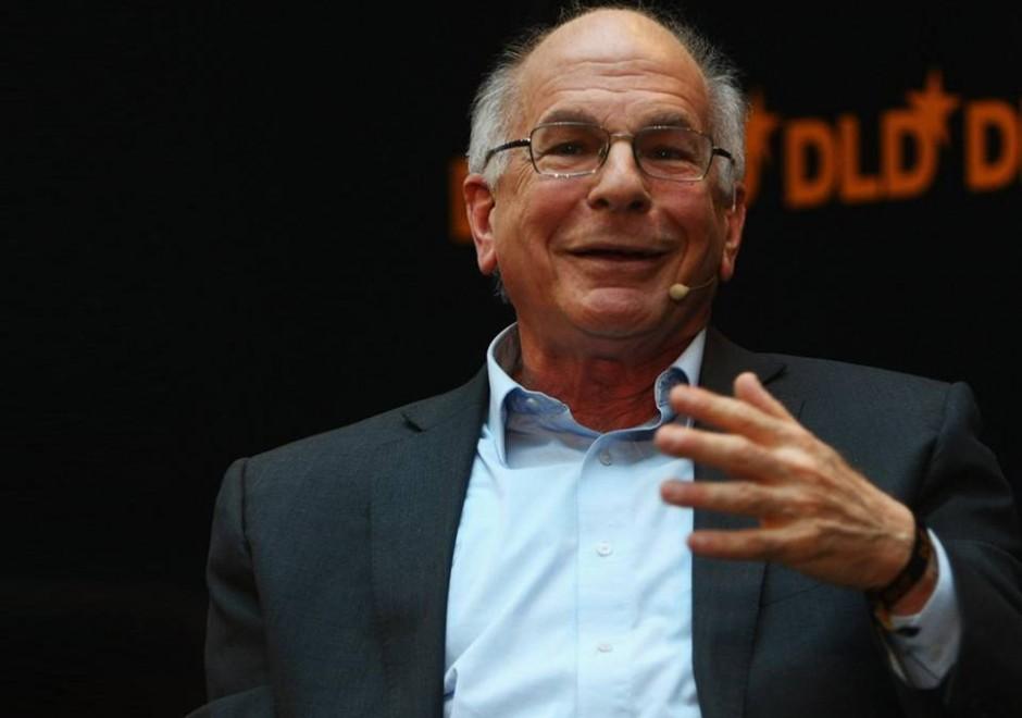Daniel Kanhneman speaker, nobel prize, keynote speech