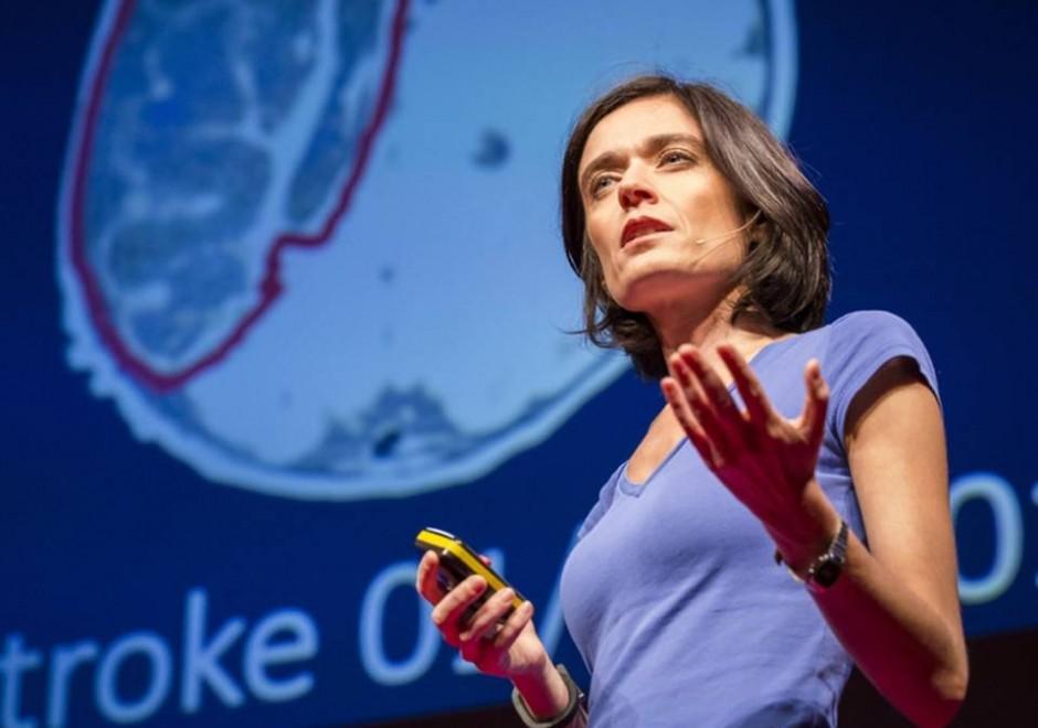 Francesca Fedeli speaker, ted, fight the stroke