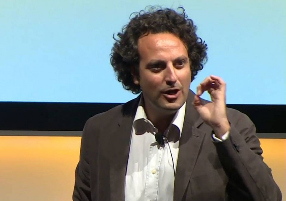 Iván Ortenzi, speaker, keynote speech