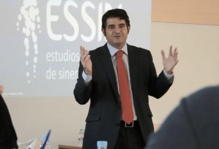 David Ganuza noticia. BCC.Sinergología