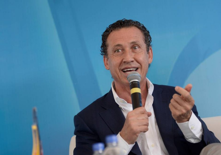 Jorge Valdano conferencias, speaker, keynote speech
